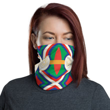 Load image into Gallery viewer, Neck Gaiter - Egypt Pattern 55 - Buy Neck Gaiter | COVID-19 | CORONAVIRUS Face Protection Alternative
