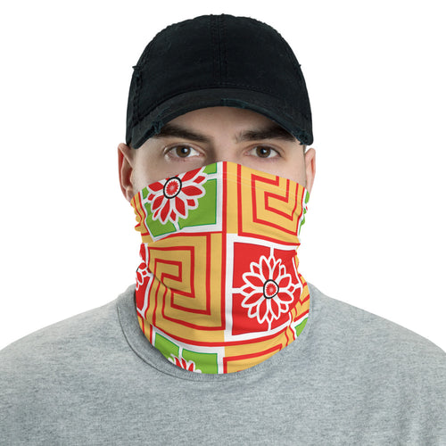 Neck Gaiter - Egypt Pattern 09 - Buy Neck Gaiter | COVID-19 | CORONAVIRUS Face Protection Alternative