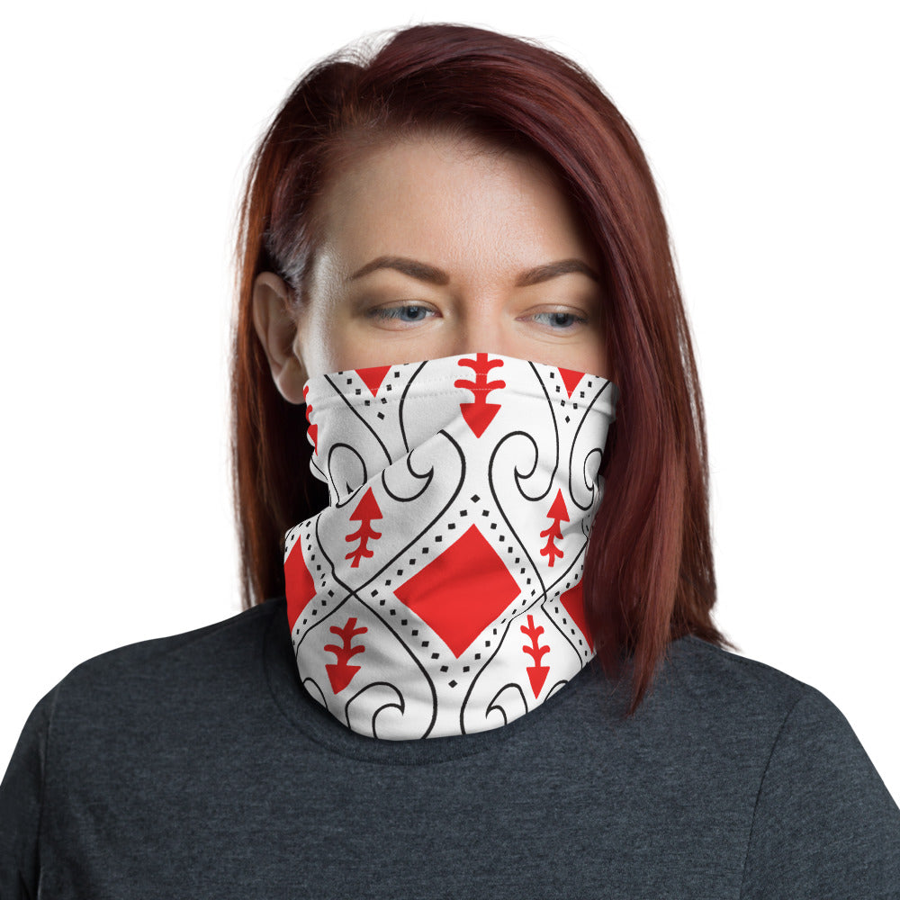 Neck Gaiter - Egypt Pattern 61 - Buy Neck Gaiter | COVID-19 | CORONAVIRUS Face Protection Alternative