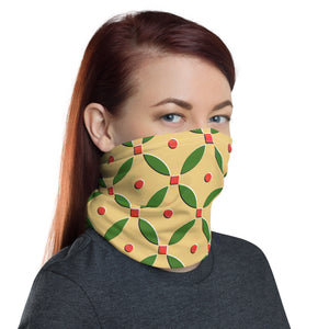 Neck Gaiter - Egypt Pattern 38 - Buy Neck Gaiter | COVID-19 | CORONAVIRUS Face Protection Alternative