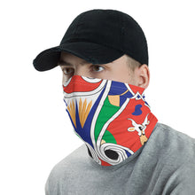 Load image into Gallery viewer, Neck Gaiter - Egypt Pattern 56 - Buy Neck Gaiter | COVID-19 | CORONAVIRUS Face Protection Alternative