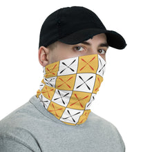 Load image into Gallery viewer, Neck Gaiter - Egypt Pattern 15 - Buy Neck Gaiter | COVID-19 | CORONAVIRUS Face Protection Alternative