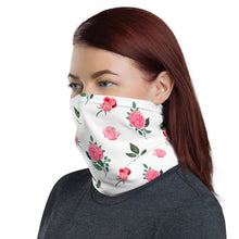 Load image into Gallery viewer, Neck Gaiter - Monotype Flowers 08 - Buy Neck Gaiter | COVID-19 | CORONAVIRUS Face Protection Alternative