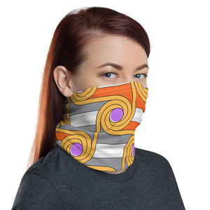 Neck Gaiter - Egypt Pattern 25 - Buy Neck Gaiter | COVID-19 | CORONAVIRUS Face Protection Alternative