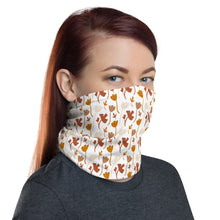 Load image into Gallery viewer, Neck Gaiter - Flower Pattern 05 - Buy Neck Gaiter | COVID-19 | CORONAVIRUS Face Protection Alternative