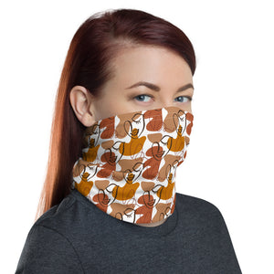 Neck Gaiter - Flower Pattern 10 - Buy Neck Gaiter | COVID-19 | CORONAVIRUS Face Protection Alternative