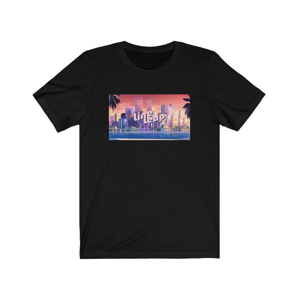LineLeap City Graphic Tee
