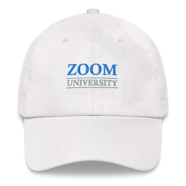 Zoom University Dad Hat
