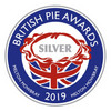 British Pie Awards - Silver - 2019