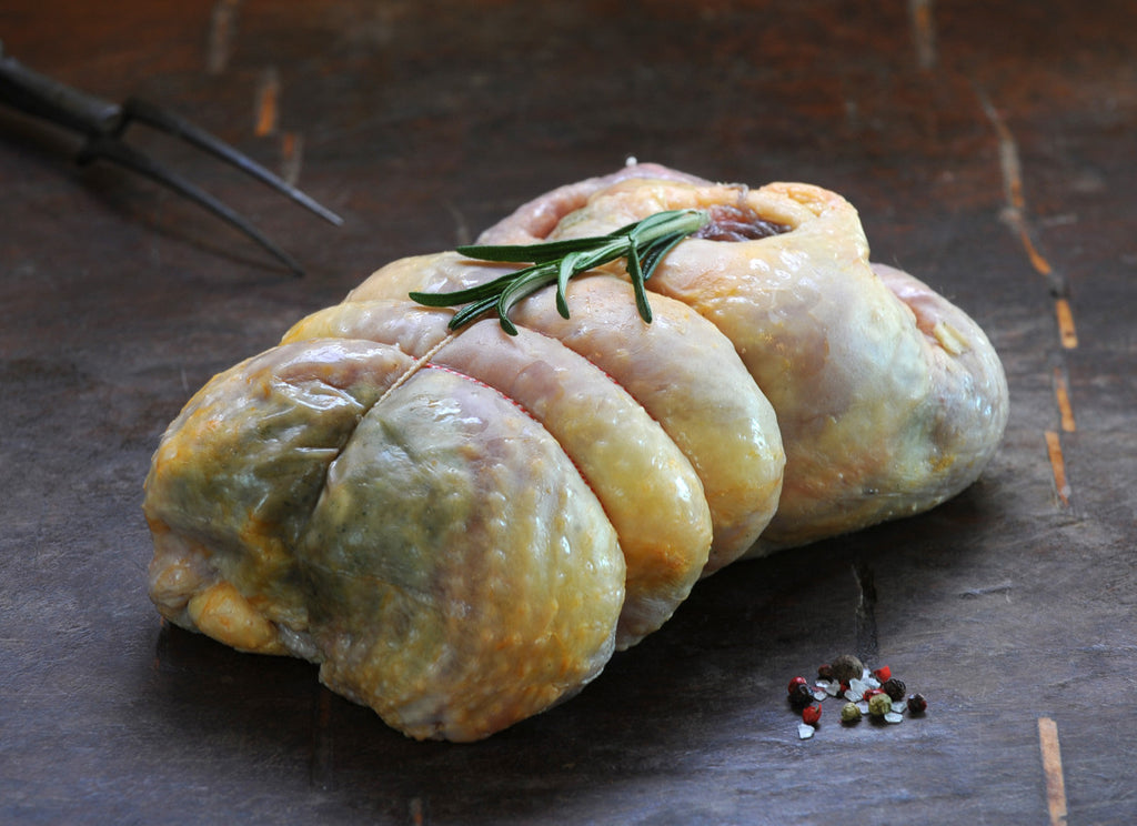 Guinea Fowl  - Boned and stuffed