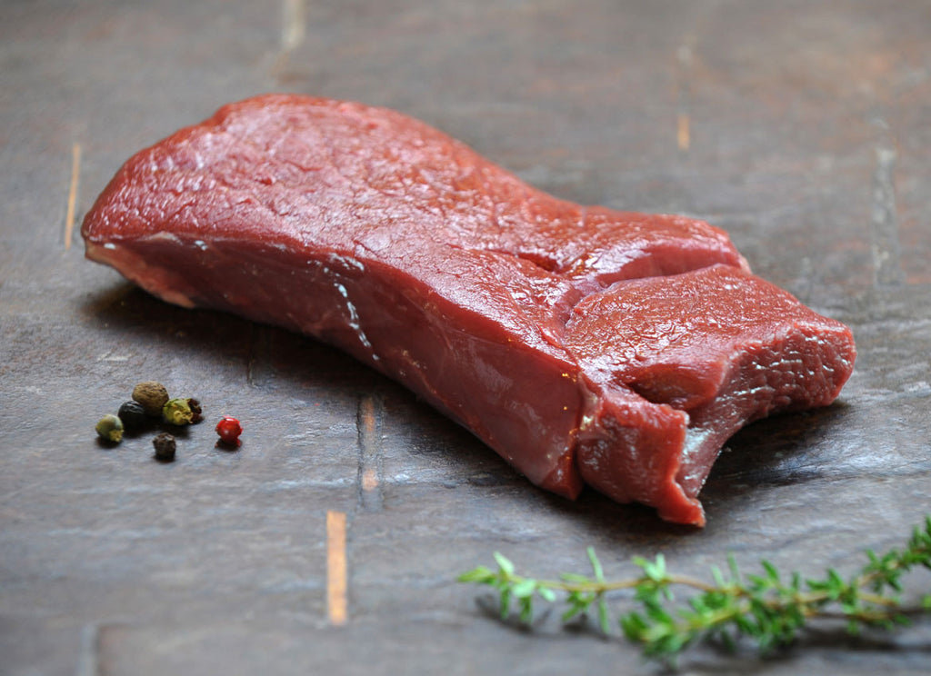 Venison Haunch Steak