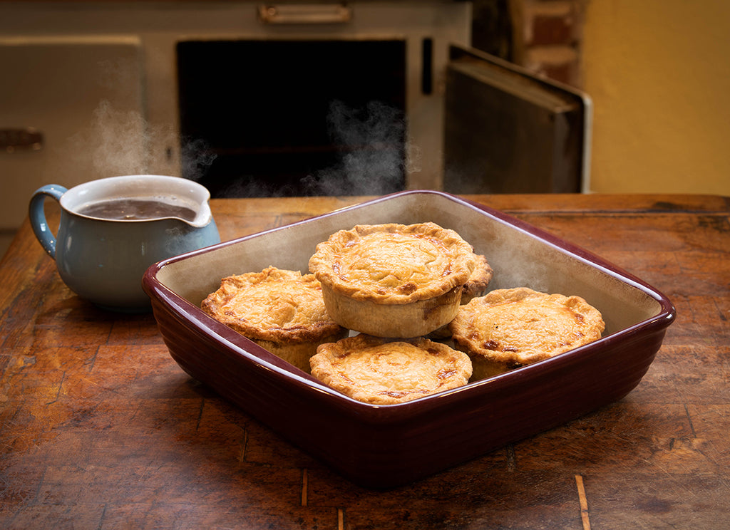 Truly Traceable Homemade Venison Pie