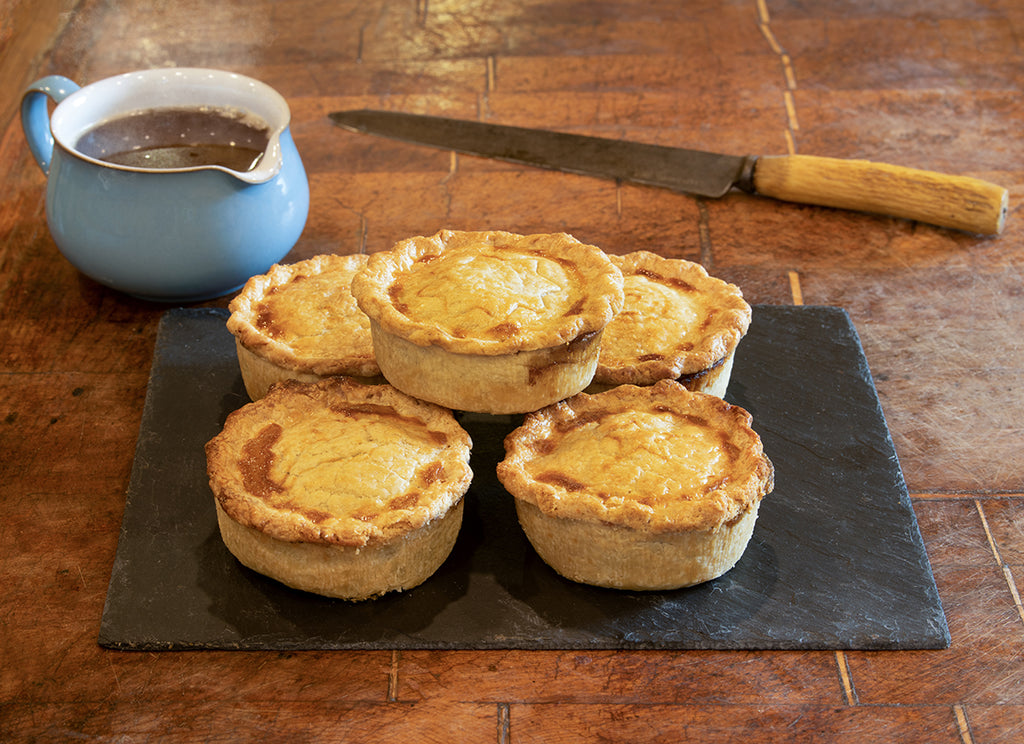 Truly Traceable Homemade Venison & Ale Pie