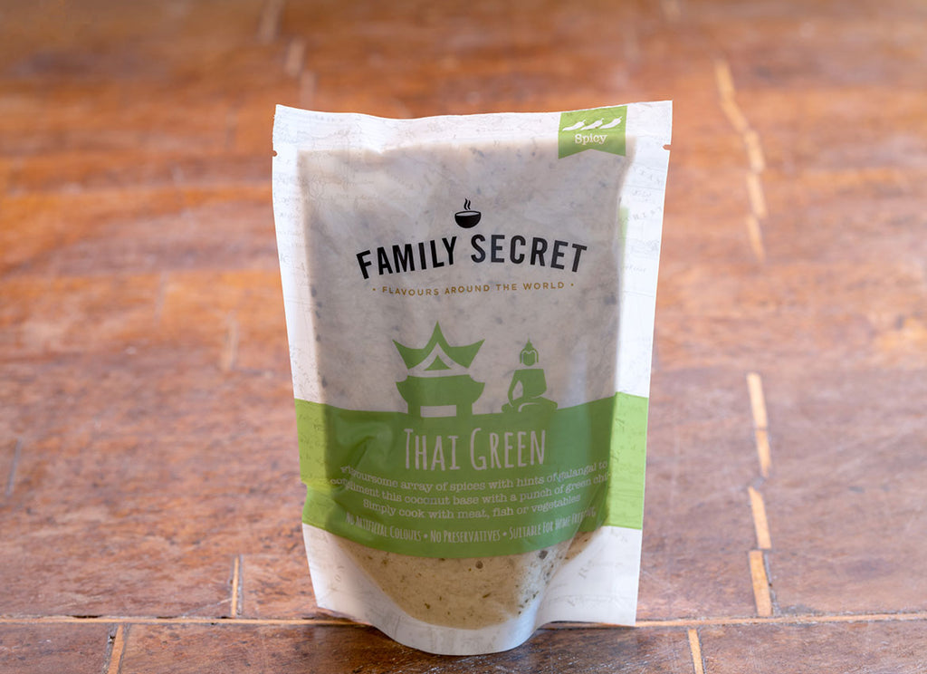 Family Secret Thai Green
