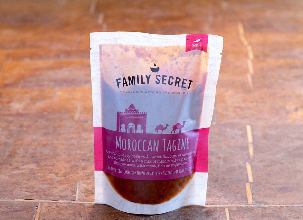 Family Secret Moroccan Tagine