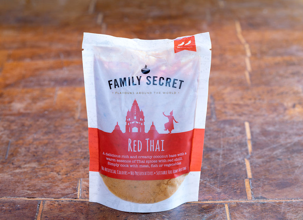 Family Secrets Thai Red Curry