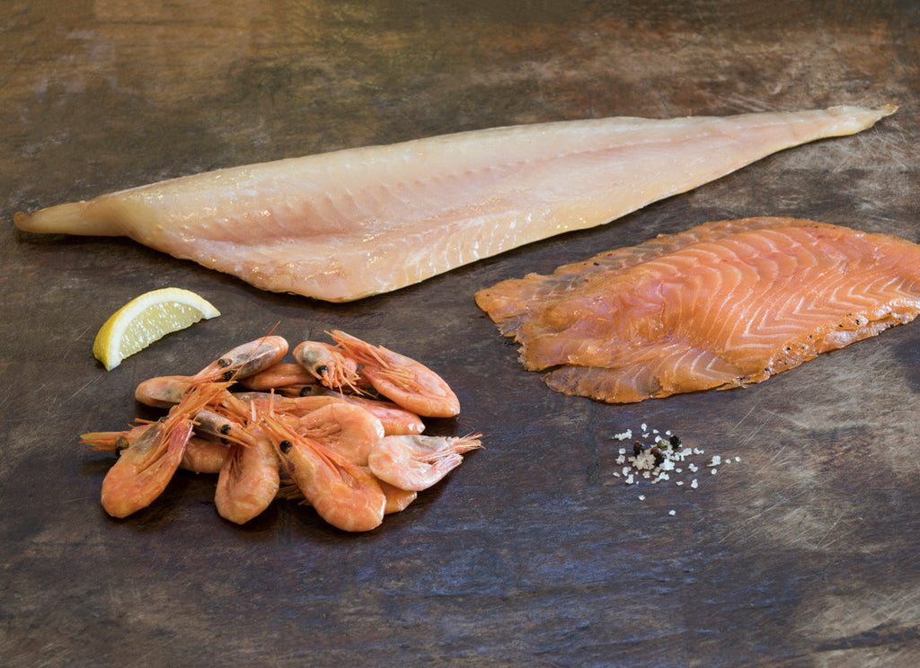 Smoked fish selection pack wild meat company for Smoking fish in a smoker