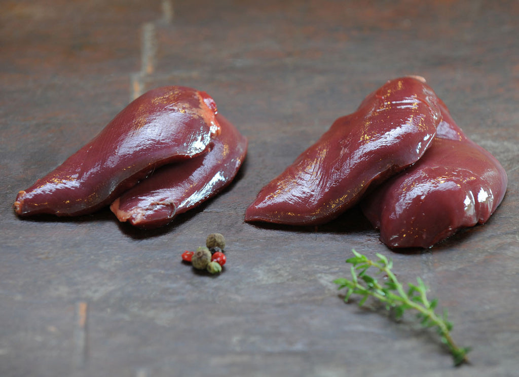 Wood Pigeon Breast Fillets