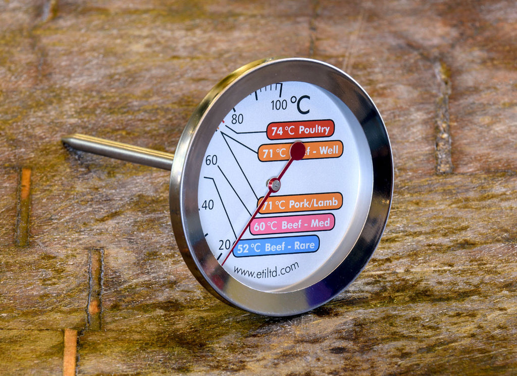 Large meat thermometer
