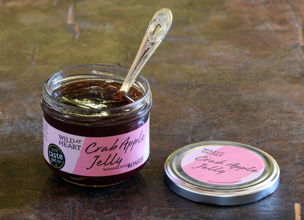 Wild at Heart Crab Apple Jelly