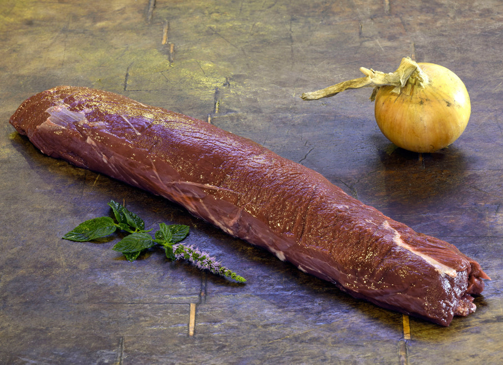 Venison Striploin (Whole)