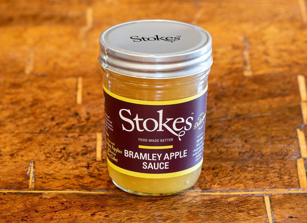 STOKES BRAMLEY APPLE SAUCE