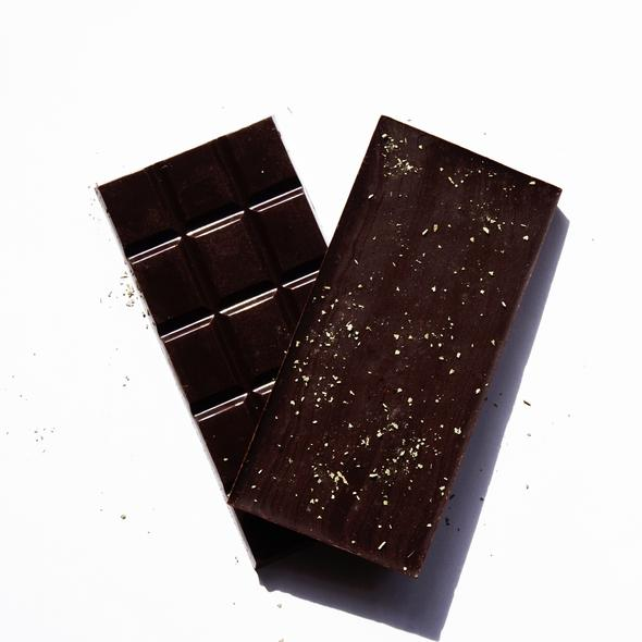 Lemon Myrtle 71% Dark Chocolate