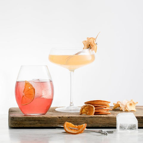 La Vie En Rose, Organic Mocktail