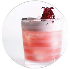 Wild Hibiscus Flowers in Syrup-Native Foods-Lee's Bush Foods and Edible Flowers-250g (11 flowers)-Syrup-Aggie Global Australia