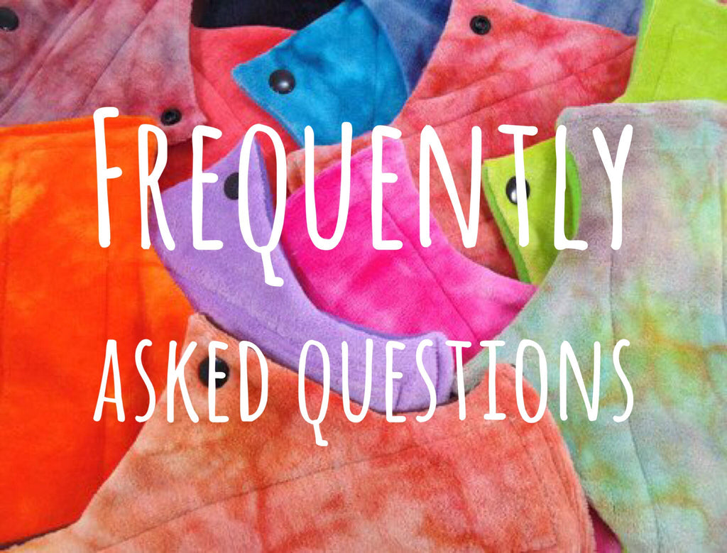 Cloth Pad Frequently Asked Questions & Answers