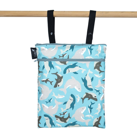 Colibri Shark Medium Wet/Dry Bag - Tree Hugger Cloth Pads