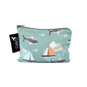 Colibri Narwhal Pocket Sized Wet Bag - Tree Hugger Cloth Pads