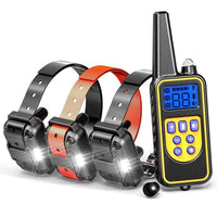 Waterproof Dog Collar [TAKE TRAINING TO THE NEXT LEVEL]