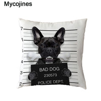 Bad Dogs Cushions