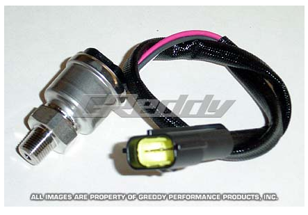 GReddy Pressure Sensor use with Sensor Adapter