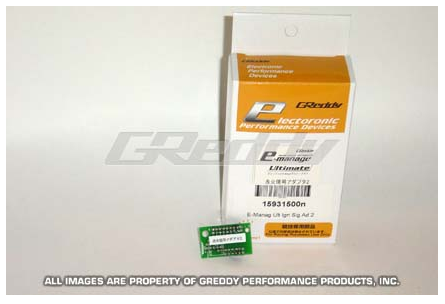 GReddy Ulltimate IGN Signal Adapt. #2 correction adapter