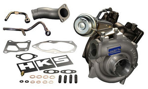 HKS GT II Sports Turbo Kit - Mitsubishi Lancer Evolution IV - IX GT II 7460R KAI