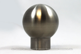 GReddy Ball Shape, Brushed Shift Knob - B415
