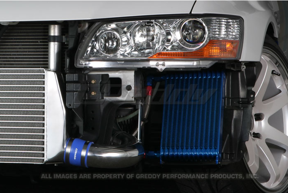 Greddy Mitsubishi Evolution VIII, IX 13row Oil Cooler Kit