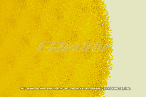 GReddy Airinx Parts Replacement Element AY-SB Yellow