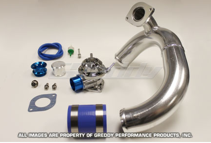 GReddy Hyundai Genesis Coupe 2.0T 2010- BOV Kit - Type RZ