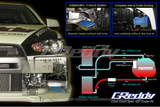 Greddy Mitsubishi Evolution X MR 2008-10 Circuit Spec SST Cooler Kit