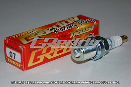 GReddy spark plugs JIS 7 Iridium Tune