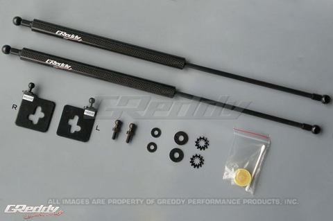 GReddy Nissan 240SX 1995-98 Engine Hood Lifter Kit