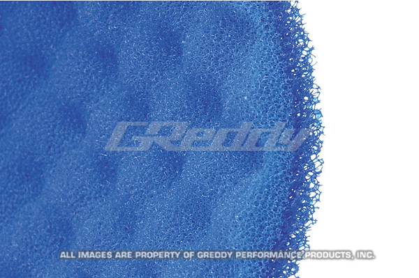 GReddy Airinx Parts Replacement Element AY-SB Blue