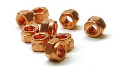 8mm (1.25pitch) Nut, Locking Head