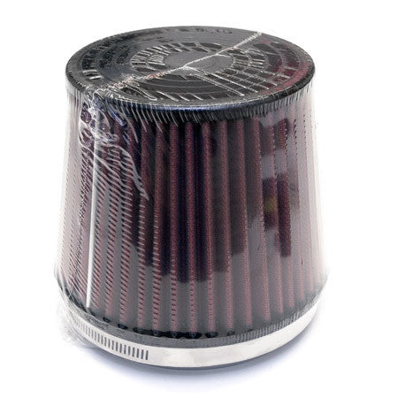 "High Flow Cone Air Filter 5"" Inlet"