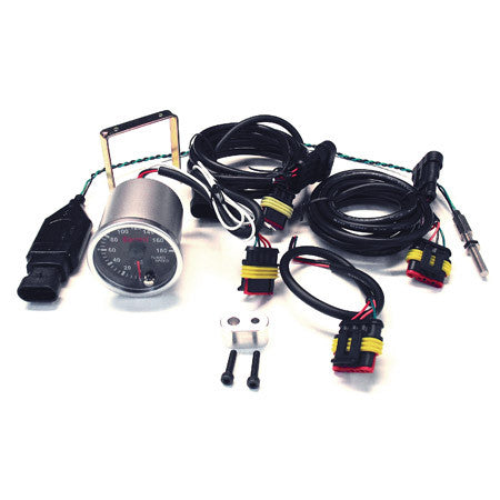 Garrett Turbocharger *GTX* Speed Sensor Kit (With Gauge)