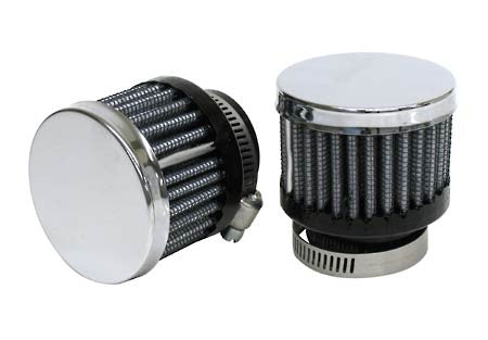 "Breather Filter, Compact, 1"" clamp on"