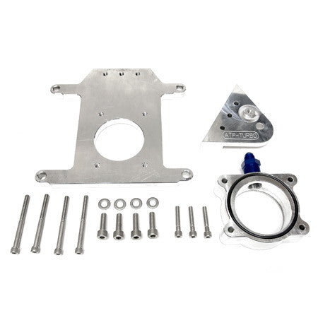 Supercharger Delete Kit for 2.0L SS Cobalt/Saturn Redline